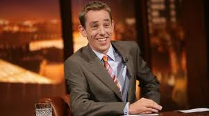 Ryan Tubridy is on his way to Dunfanaghy.