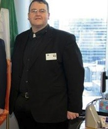PROTEST MARCH PRIEST: GOVERNMENT 'TEARING HEART OUT OF RURAL IRELAND'