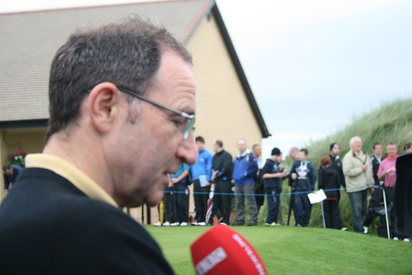 Martin O'Neill was surprised at how quickly Seamus Coleman and James McCarthy returned to club action after missing Ireland Euro 2016 double-header with Gibraltar and Germany.