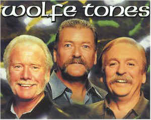 Rebel Music Concert in Dublin: The Wolfe Tones!