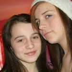 The late Erin and Shannon Gallagher