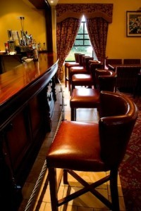 Why not enjoy a drink in the hotel's comfortable and cozy bar?
