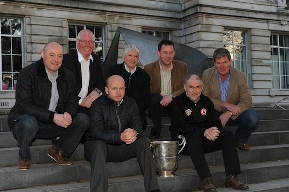 The Ulster Championship launch in Belfast last night