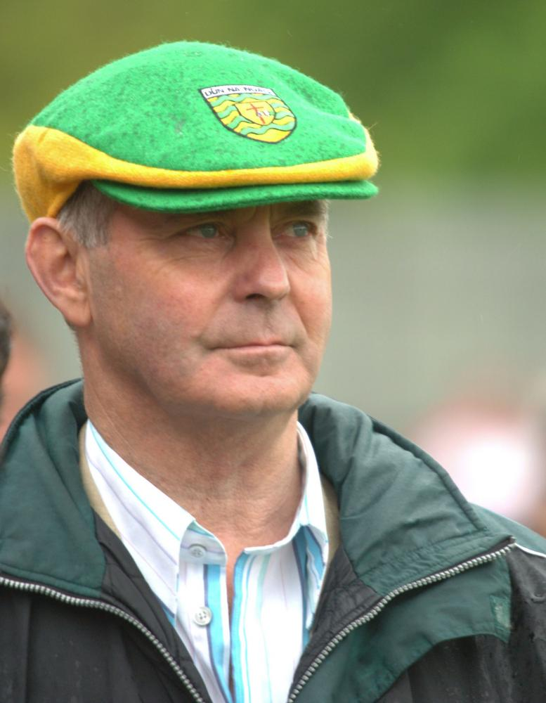 McEniff believes McGuinness has been plotting for Dublin all year.