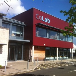 JOBS BOOST AS WORK STARTS ON NEW 20,000 SQ FT COLAB EXTENSION