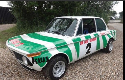 Anyone got a spare €220,000+ they can lend me Rally-car