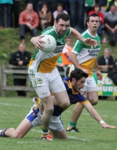 Ciaran Bonner was black-carded during Glenswilly's Donegal SFC semi-final win over Naomh Conaill. However, it has since emerged that referee Jimmy White should've sent him off. He didn't and now Naomh Conaill are launching an appeal.