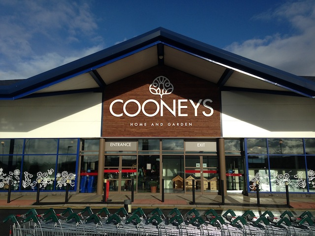 The Brand New Cooneyu0027s Home And Garden Store In Letterkenny.
