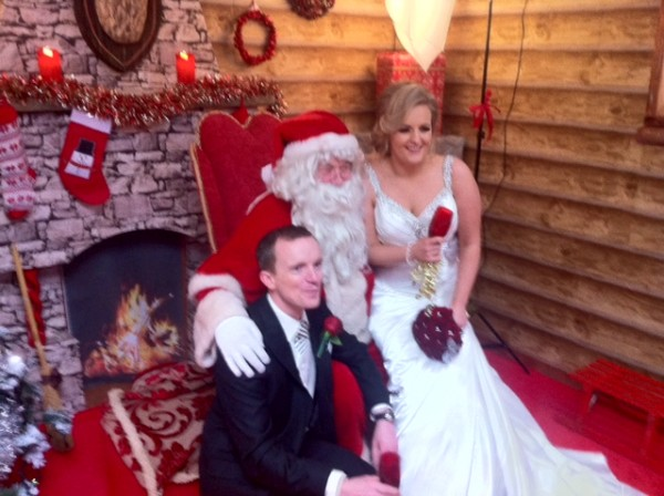 just married wife swapping