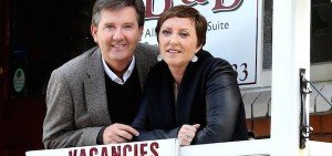 Daniel and Majella have signed up for another B&B roadtrip.