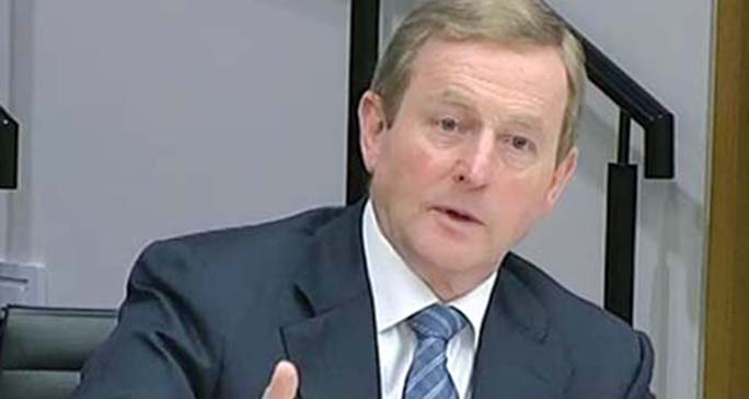Enda Kenny is under serious pressure after he admitted his role in the John McNulty appointment debacle.