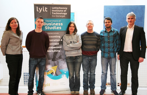 Letterkenny Institute of Technology (LyIT) Scholarship