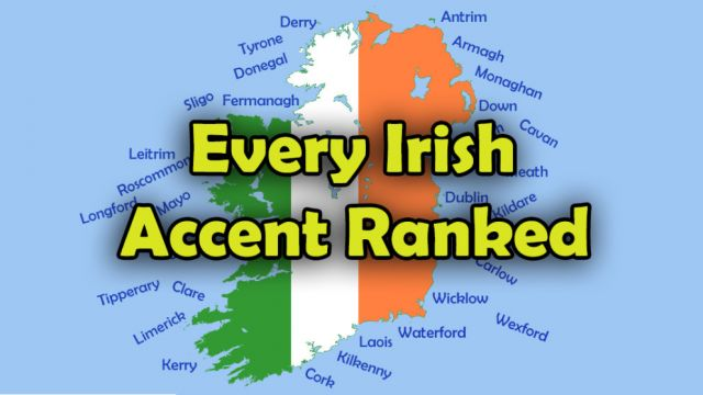 how to teach irish accent
