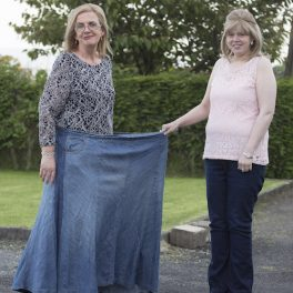 HOUSEWIFE'S SECRET TO LOSING ALMOST 14 STONE – DANCING TO HER FAVOURITE BAND!