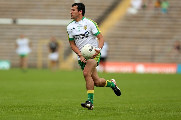 All level at half-time between Donegal and Monaghan.