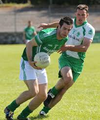 Paddy McCafferty scored an excellent goal for Naomh Muire in their Donegal SFC draw with Malin.