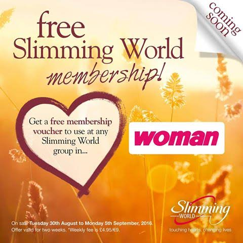 Put Your Slimming Past Behind You With Slimming World