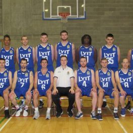 Back: Left to Right Rahman Balogun (LYIT), Kenny Barboza (North Star Derry), Mark Cannon (North Star Derry), Michael Leadley (Letterkenny Blaze), Oisin Kerlin (Omagh Thunder), Zak Balogun (Donegal Town Nets), Tiyrone Weir (Omagh Thunder), Jimmy Puha (North Star Derry) Front: Left to Right David Whoriskey (Letterkenny Blaze), Paul Mc Hugh (Donegal Town Nets), T-John Casiello (LYIT-Victory Scholar), Niall McDermott (Head Coach/Basketball Ireland Development Officer), Jack Mackey (LYIT-Victory Scholar), Vytaras Jankus (Omagh Thunder), Stephen Cannon (Letterkenny Blaze) Missing from Photo: Kevin Stanley (North Star Derry), Jordan Mc Clelland (North Star Derry)