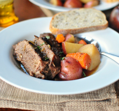Slimming World Low Fat Recipe For A Hearty Pot Roast