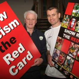 show-racism-the-red-card-shay-given