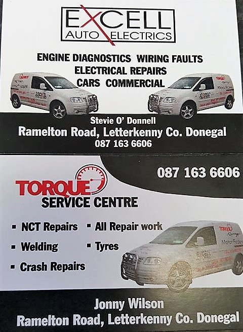 A vehicle repair revolution begins in letterkenny with torque a vehicle repair revolution begins in letterkenny with torque was last modified september 7th 2017 by staff writer solutioingenieria Gallery