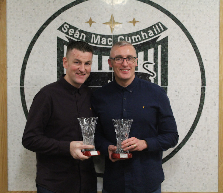 Picture Special: Sean MacCumhaills Hold Annual Awards