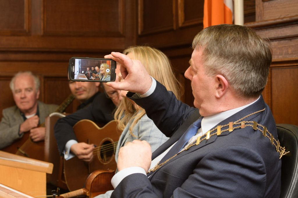 In Pictures: Altan honoured at Civic Reception – Donegal Daily