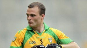 Neil McGee has been nominated for the Ulster GAA Writers' Player of the Year award alongside Donegal colleagues Michael Murphy and Ryan McHugh.