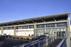 Knock Airport.