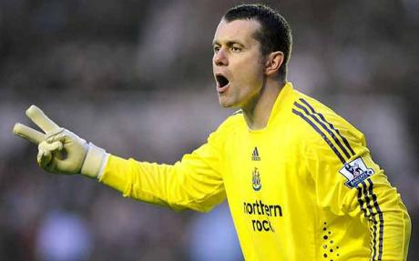 Shay Given is expected to sign a two-year deal with Middlesbrough later today. .
