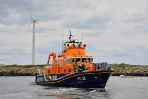 The Arranmore LIfeboat