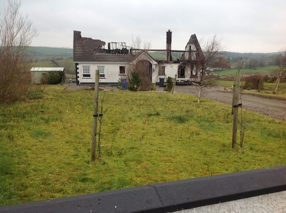 The house at the centre of the Ballyshannon controversy has NOT been bought by the county council