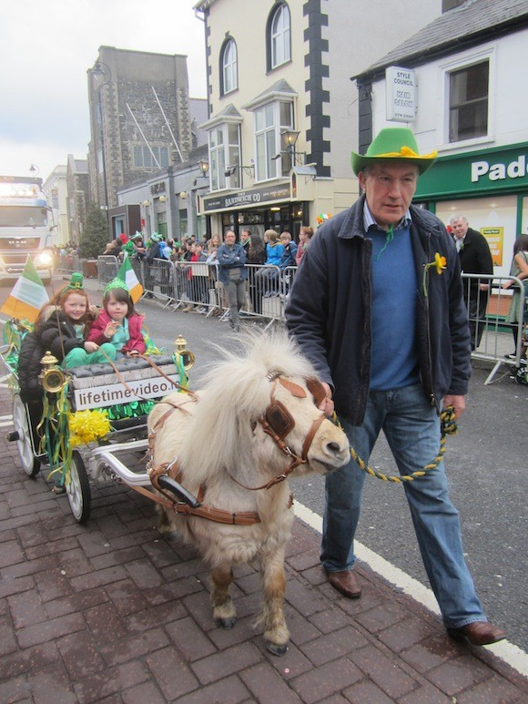 The Letterkenny parade is always great craic.