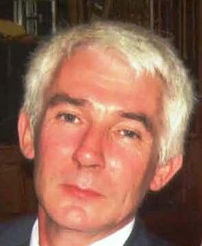 The late Kieran Callaghan
