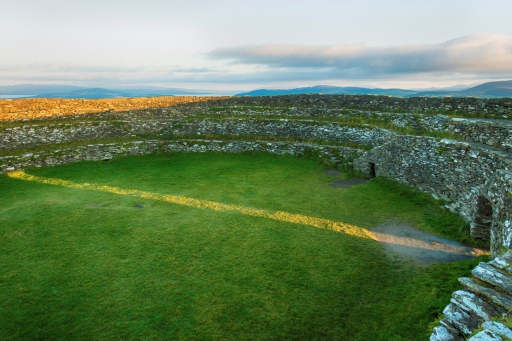 Grianan of Aileach Photo By Adam Rory Porter