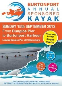 Kayak Poster2013