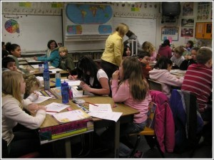 Many Donegal classrooms are overcrowded