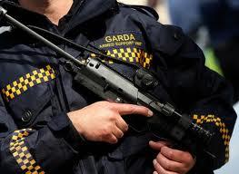 armed garda