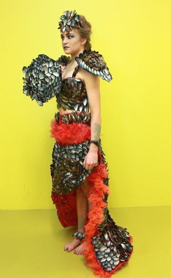 Colaiste Ailigh dress