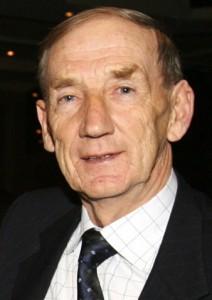 The late John Hannigan