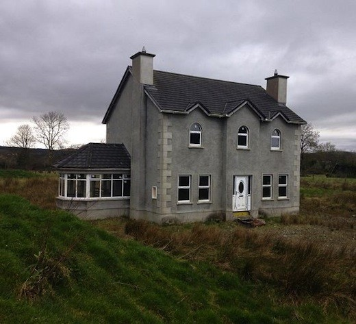 The house in Convoy sold for just €33K