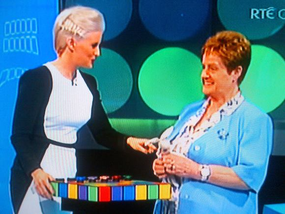 Frances wins cash on tonight's show