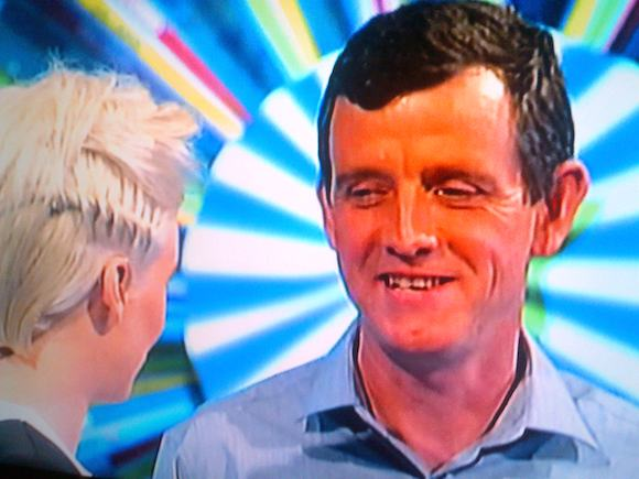 Bus driver and Inishowen whistler Daniel on tonight's show. He's planning a trip to New Zealand