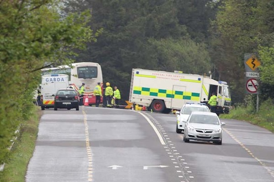 a Donegal Fatal accident