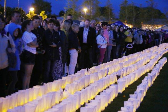 Another huge crowd is expected at this weekend's Relay for Life.