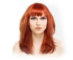 Patrick Gildea Hair - Red