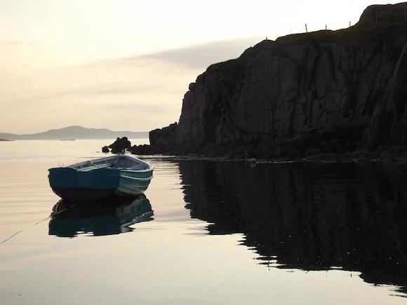 ANNAGRY boat strand