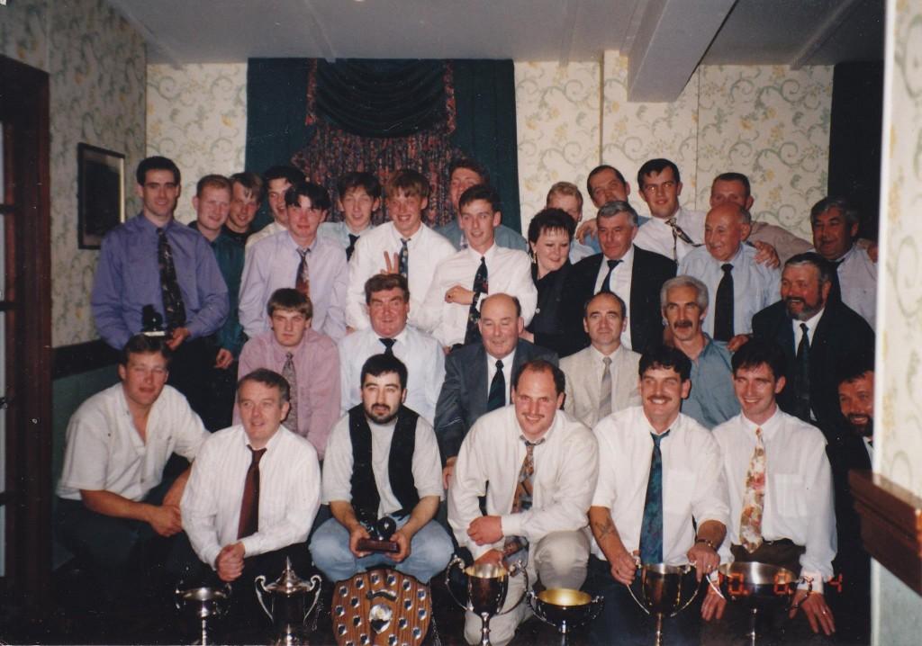 donegal league winners 1994