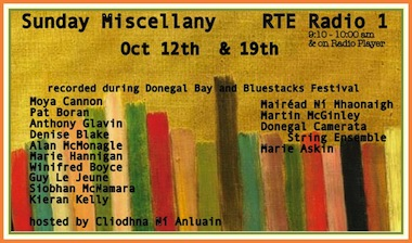 The Donegal team for the RTE show.