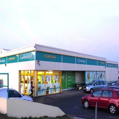 Gormley's Centra has gone into receivership.